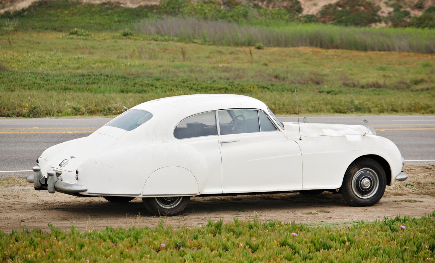 "1953 Bentley R-Type Continental Fastback ""Barn Find"", The Original James Bond Bentley-3a"