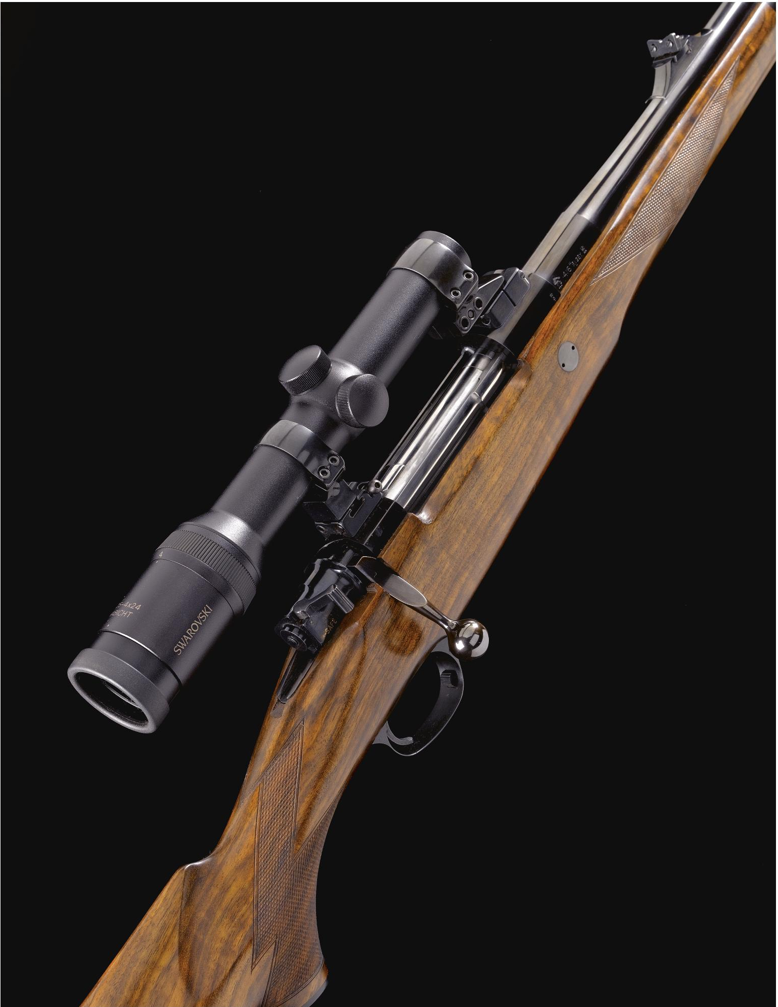416 Rigby Medwell & Perrett rifle Sotheby's