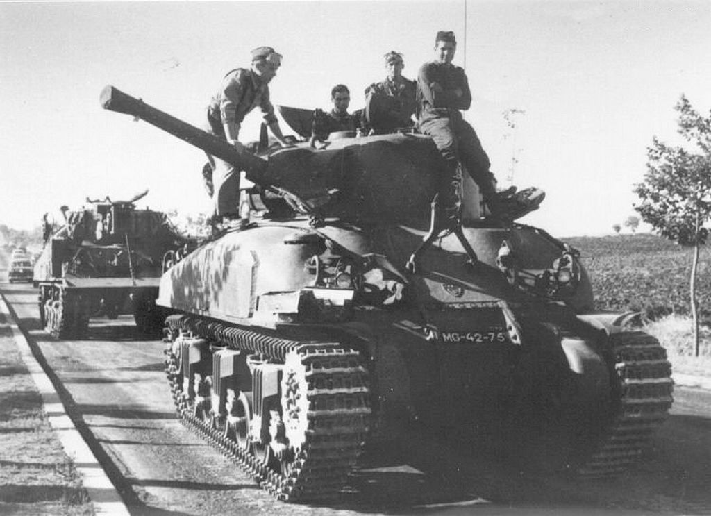 Grizzly I Cruiser in service with the Portugese Army. (Picture courtesy of panzerserra.blogspot.com.au)
