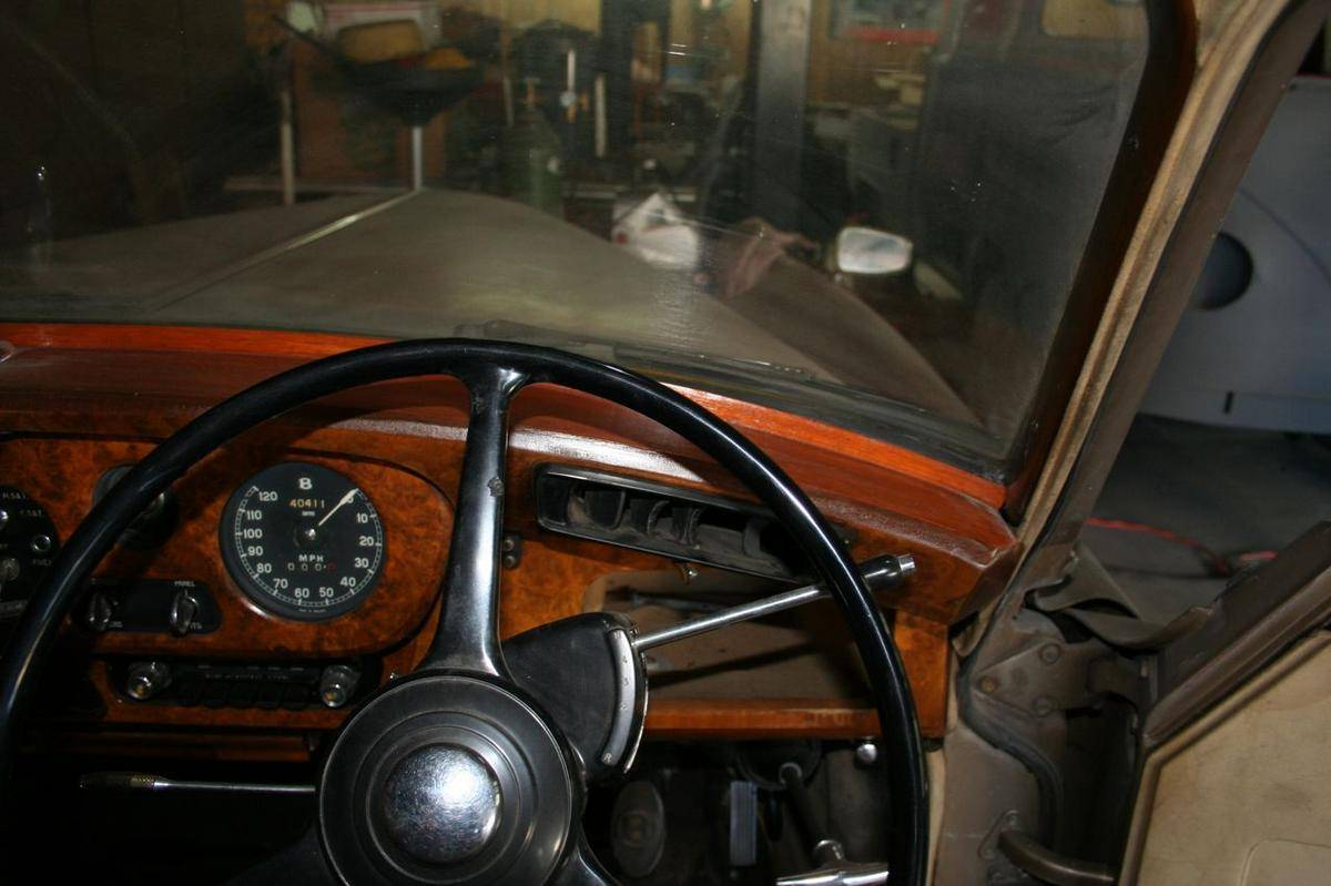 "1960 Bentley S2 ""Barn Find""-16"