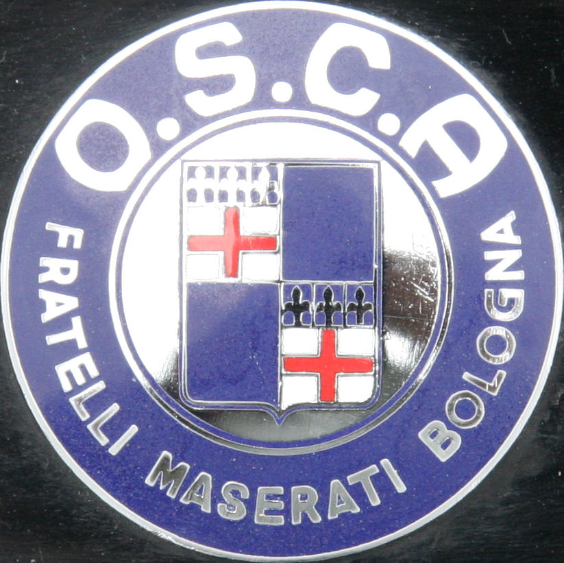 The O.S.C.A. badge. (Picture courtesy of Wikipedia).