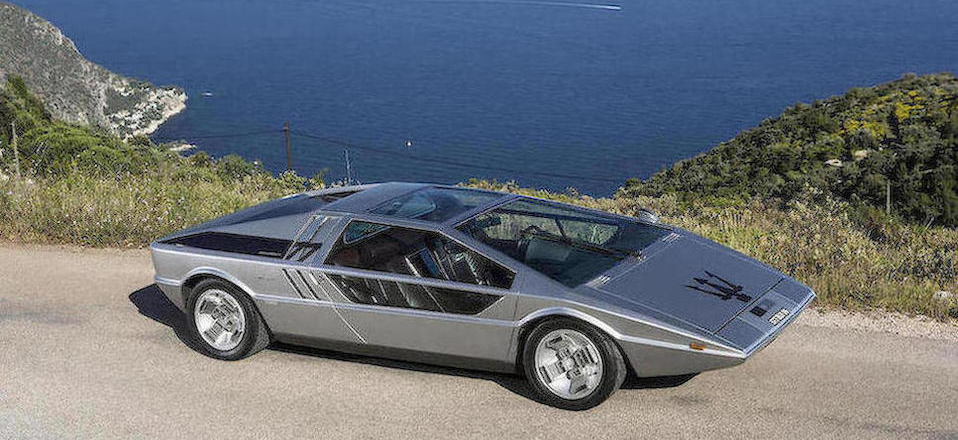 The Maserati Boomerang Coupé-14