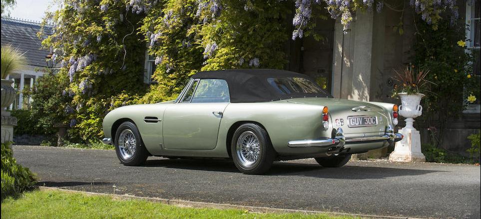 1965 Aston Martin DB5 Convertible 5