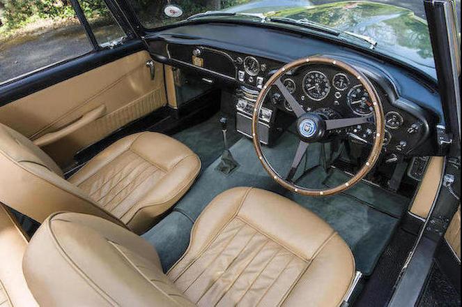 1965 Aston Martin DB5 Convertible 6