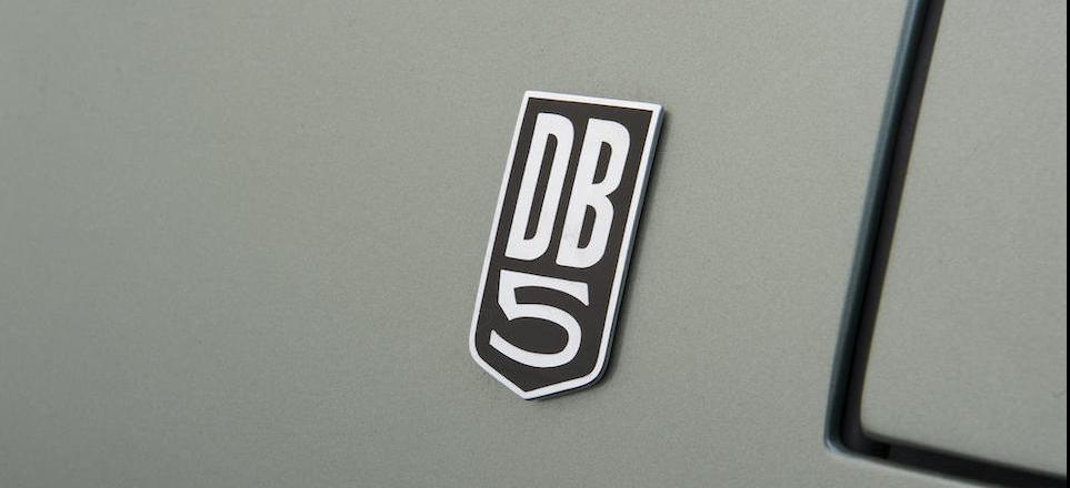 1965 Aston Martin DB5 Convertible 8
