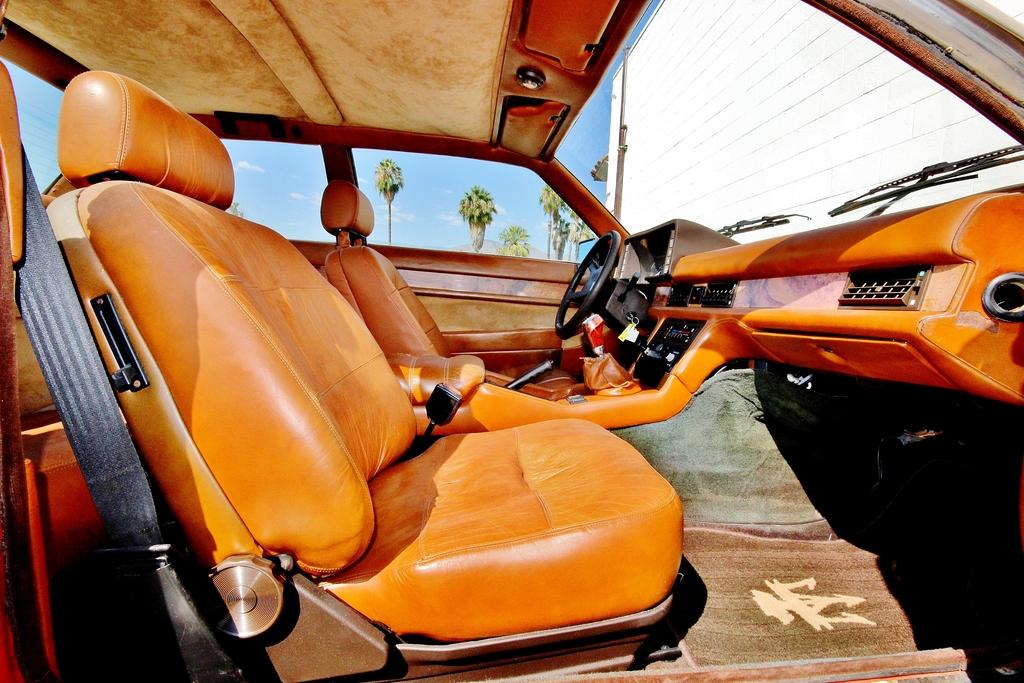 """1984 Maserati Biturbo """"Barn Find"""" on E-Bay-6"""