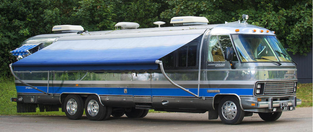 1992 Airstream 350le Class A Motorhome Revivaler