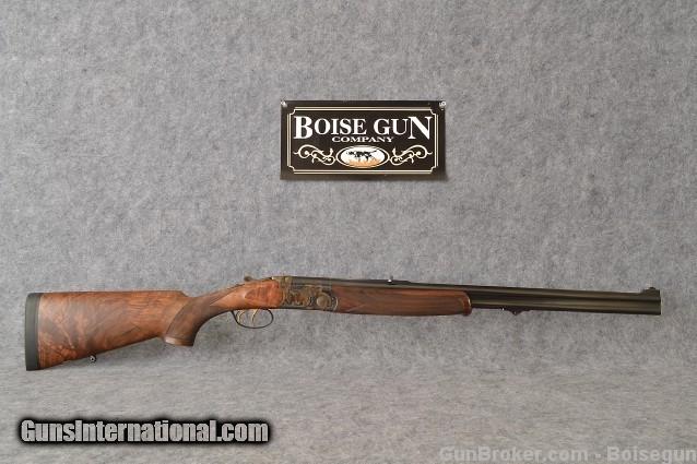"Beretta ""Silver Sable"" Double Rifles-Boise"