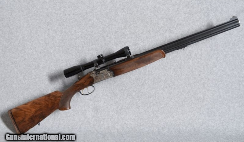 "Beretta ""Silver Sable"" Double Rifles-cabellas"