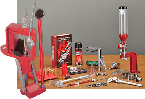 Hornady Lock-N-Load® Classic and Classic Deluxe Reloading Kits-Deluxe_kit