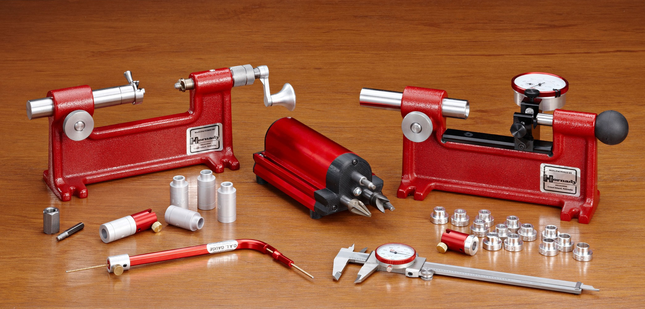 Hornady Lock-N-Load® Classic and Classic Deluxe Reloading Kits-Precision