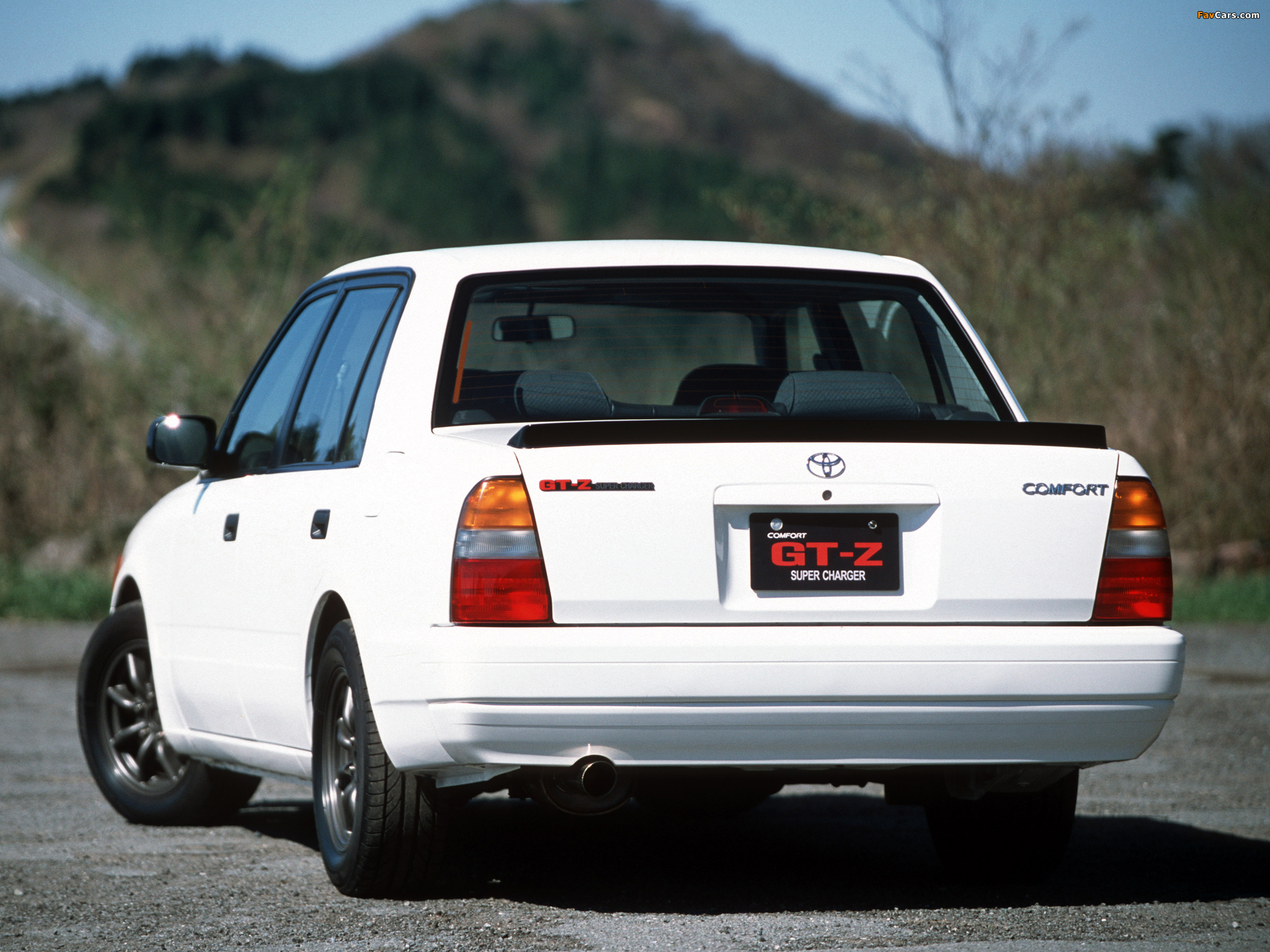 Longevity and the Toyota Crown Comfort-GT-Z-2-favcars.com