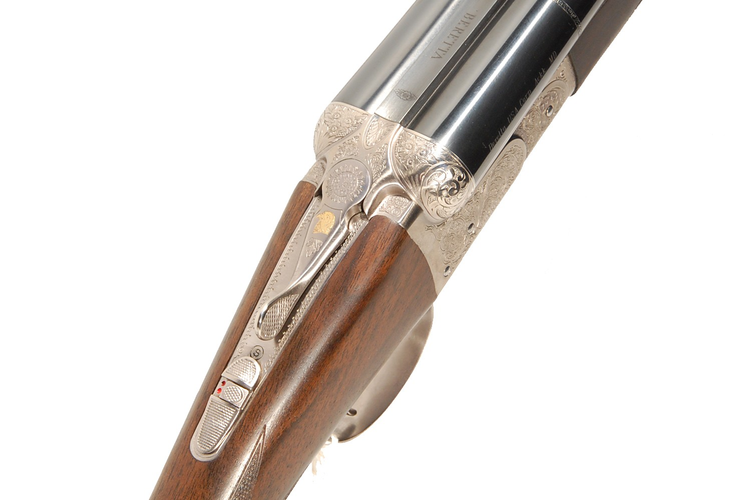 A beautiful Beretta Silver Hawk single selective trigger model. (Picture courtesy mccloys.com)