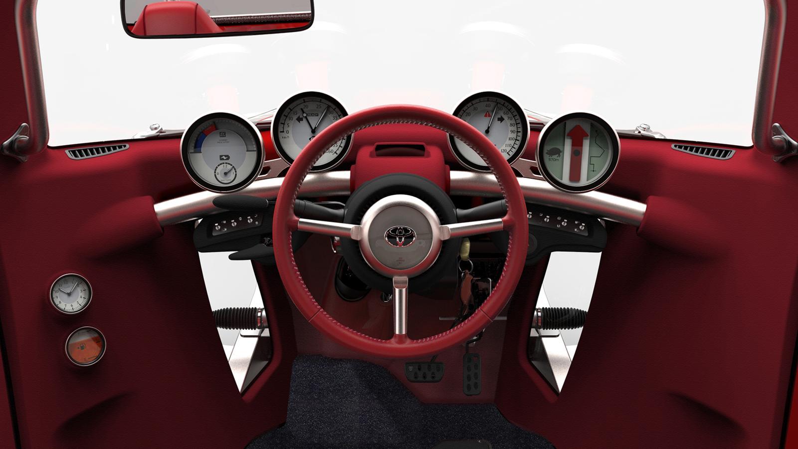 Toyota Kikai 2015 Concept Car-1