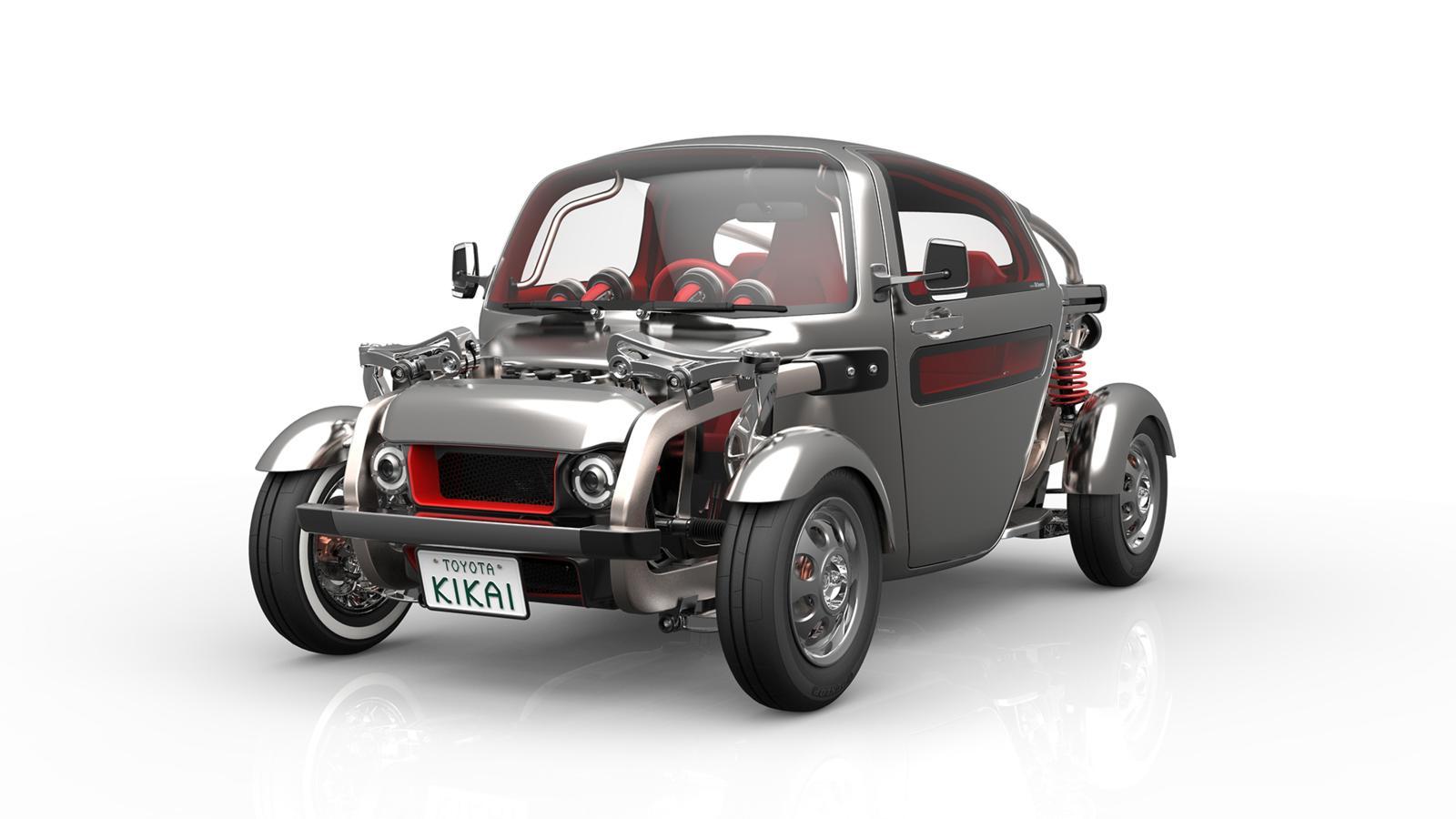 Toyota Kikai 2015 Concept Car-2