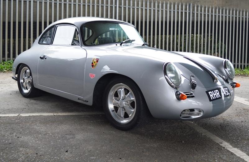1964 Porsche 356c Outlaw Revivaler