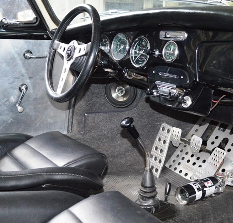 1964 porsche 356c outlaw revivaler. Black Bedroom Furniture Sets. Home Design Ideas
