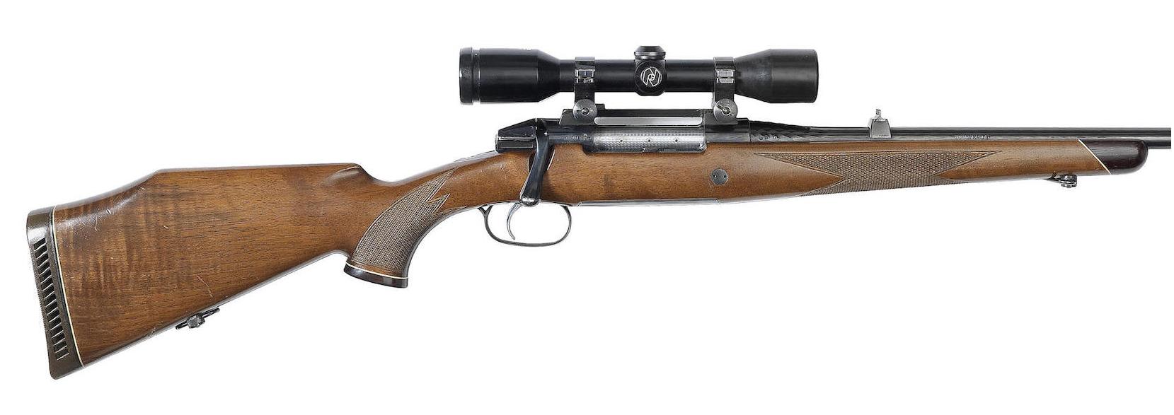 Mannlicher-Schönauer Rifles for Sale-4-M72