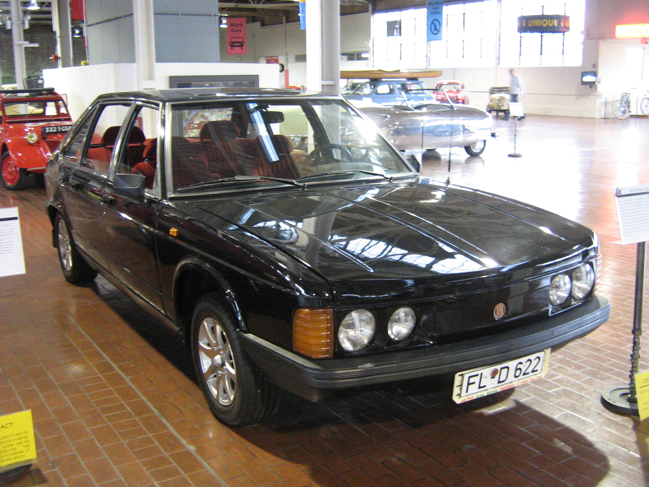 Tatra 613-4. (PIcture courtesy Wikimedia)