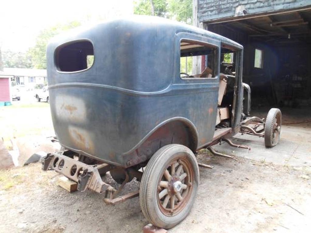 1930 Essex Super 6 Two Door Coupé-2