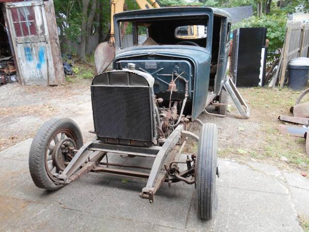 1930 Essex Super 6 Two Door Coupé-4
