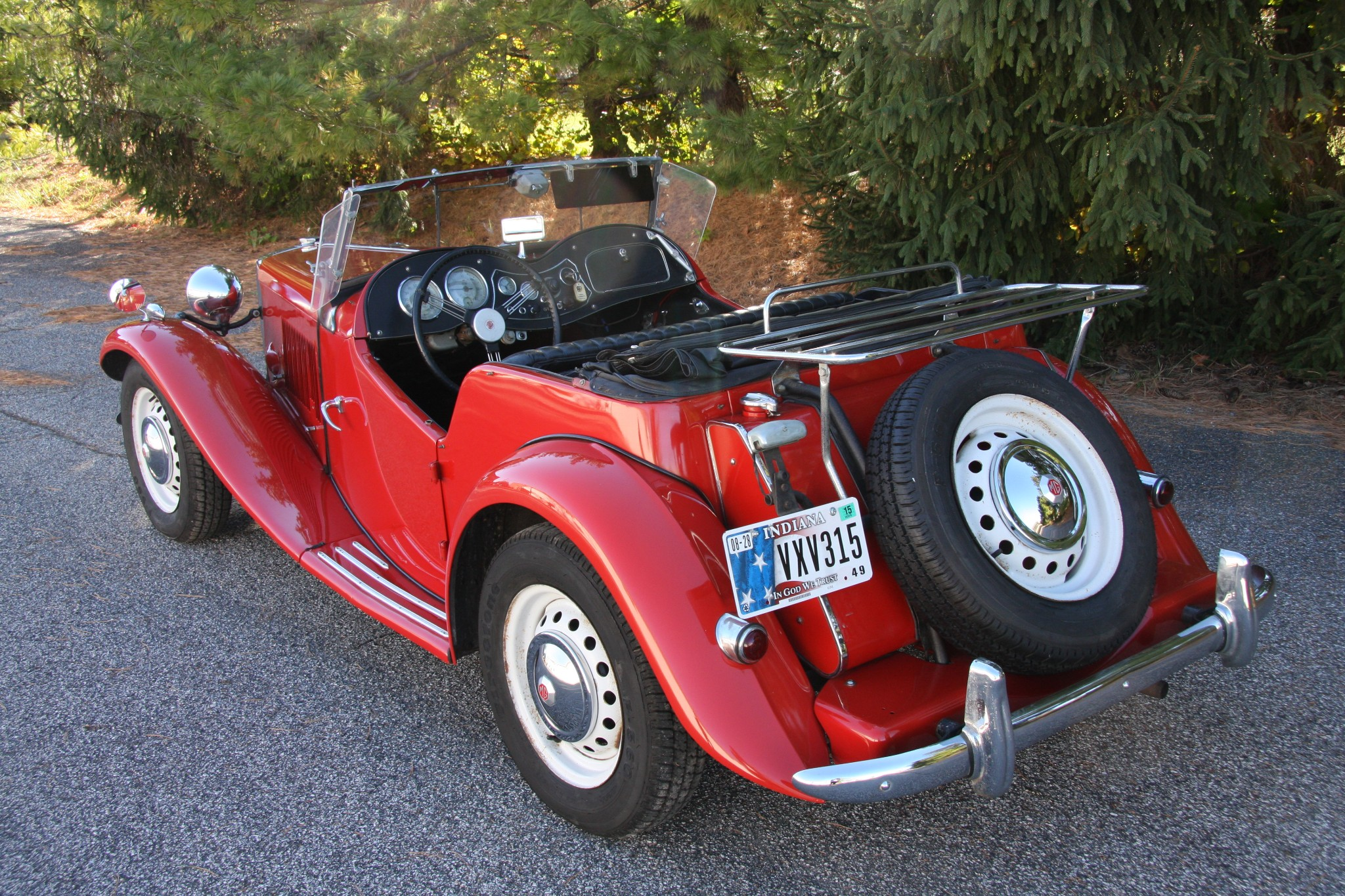 1953 MG TD-1