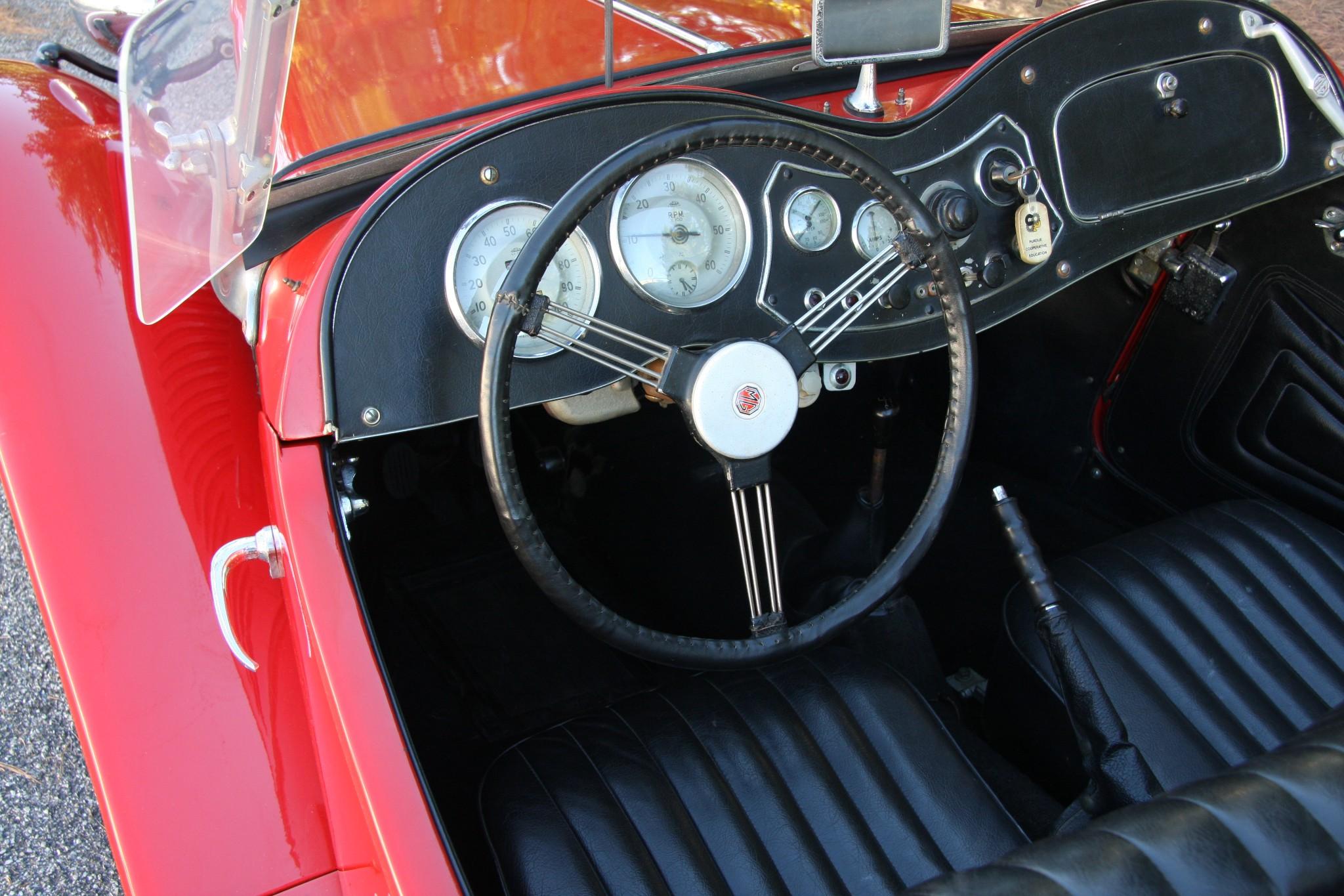 1953 MG TD9