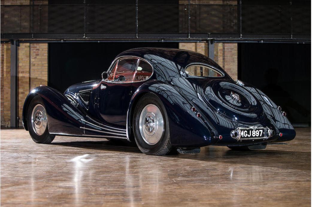 Bentley Petersen 6½-Litre 'Dartmoor' Coupé -13a