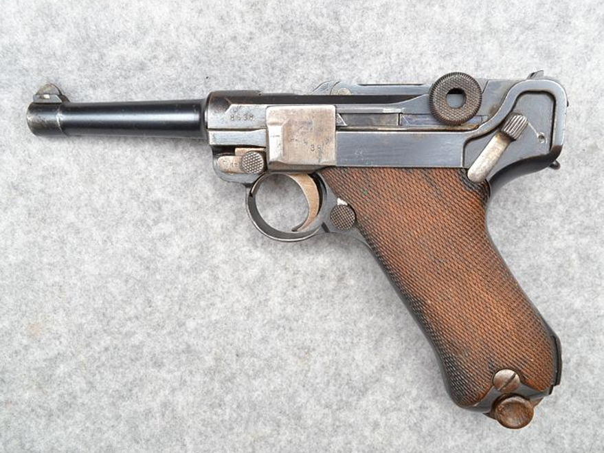 1916 Dwm Luger P 08 9mm Parabellum Revivaler
