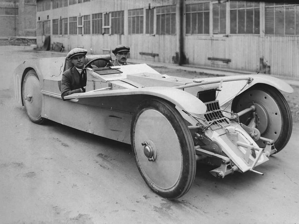 1923 Voisin C6 Laboratoire Revivaler