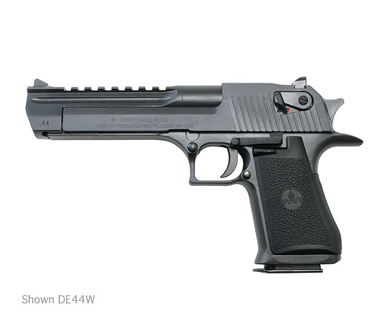 Current model XIX Desert Eagle made by Israel Weapon Industries. (Picture courtesy MRI).
