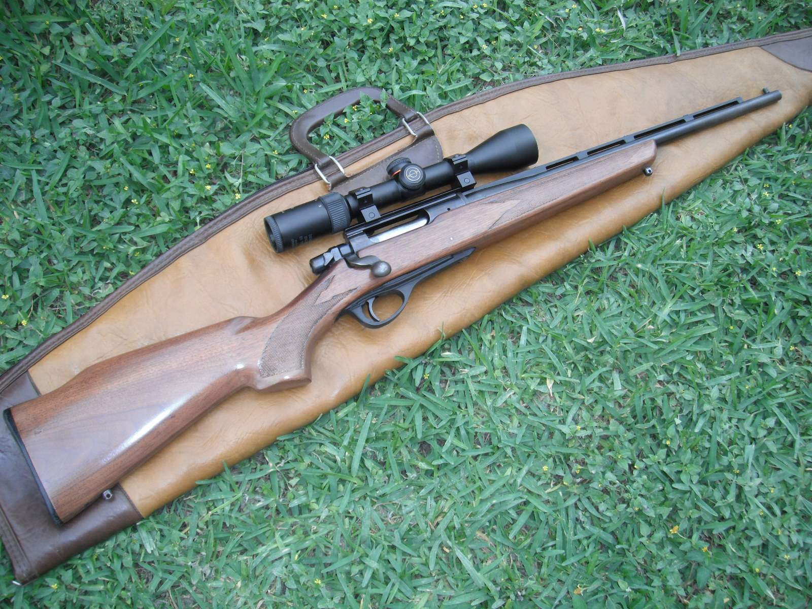 The original Remington 600 rifle on which the XP-100 was based. (Picture courtesy mexicoarmado.com).