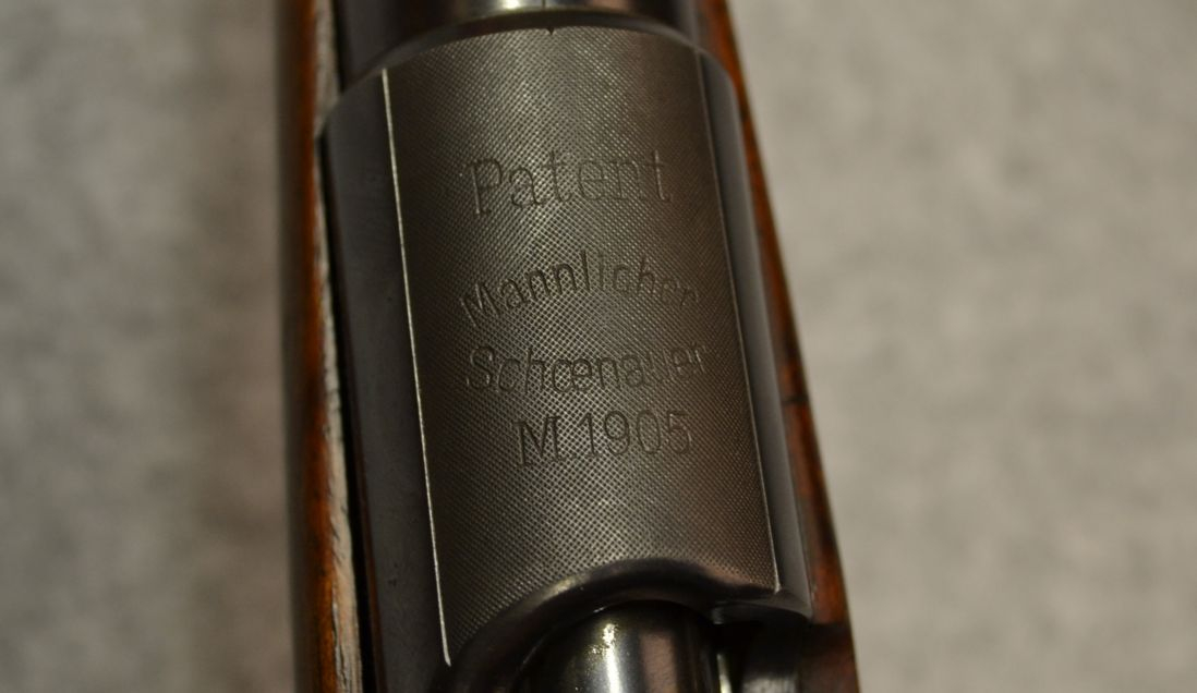 The sale rifle appears to be in good condition even for a rifle that is over one hundred years old. (Picture courtesy Cabela's).