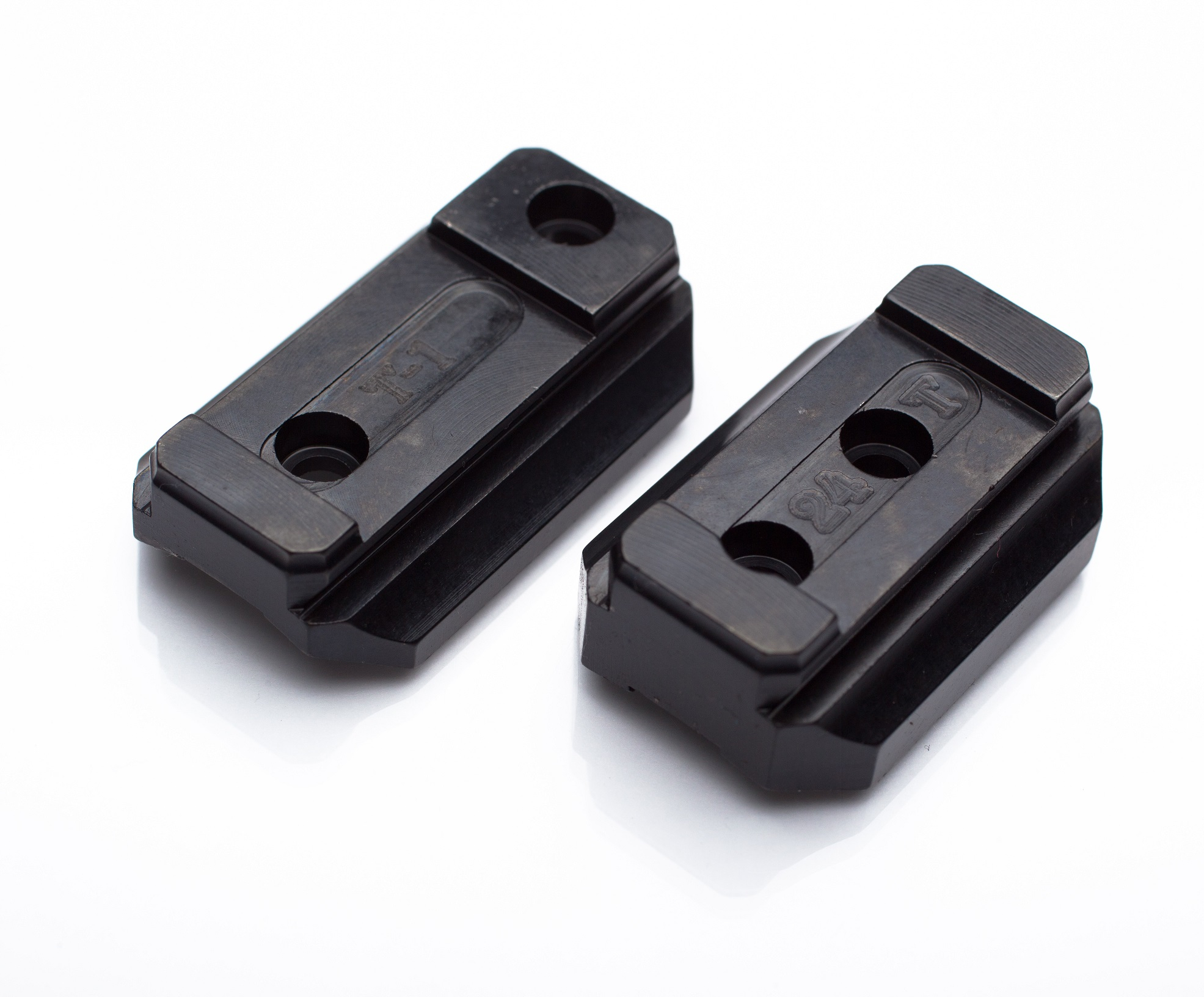 The Talley quick detachable rings clamp to the Talley bases which incorporate both dovetail and recoil lugs. (Picture courtesy talleymanufacturing.com).