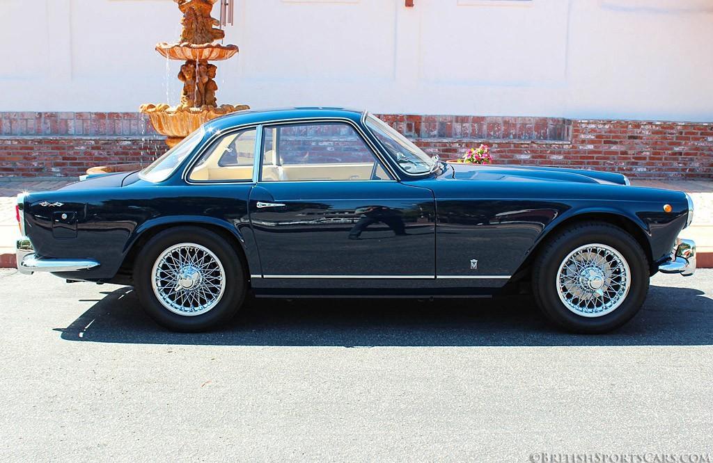 1961 and 1962 triumph italia 2000 gt revivaler for British motor cars san francisco
