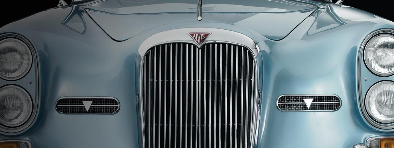 (Picture courtesy Alvis Car Company).