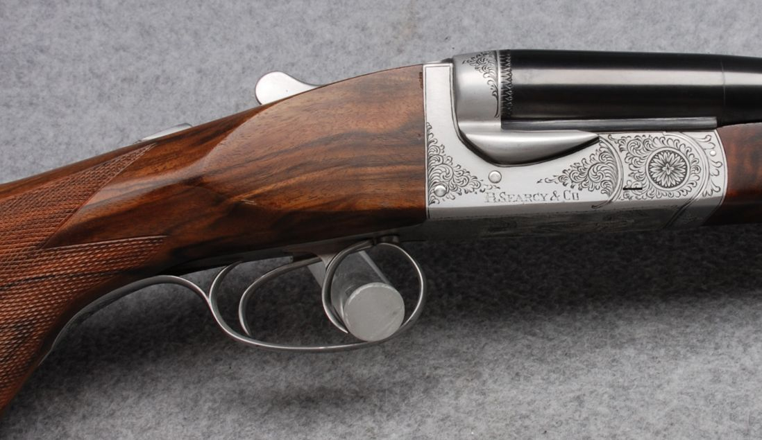 B. Searcy is an American maker of double rifles.