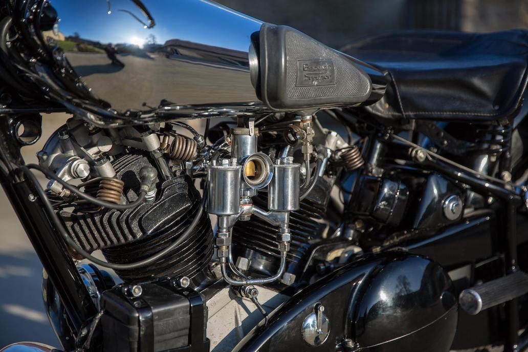 Brough Superior SS100: Ex Henry Laird-7