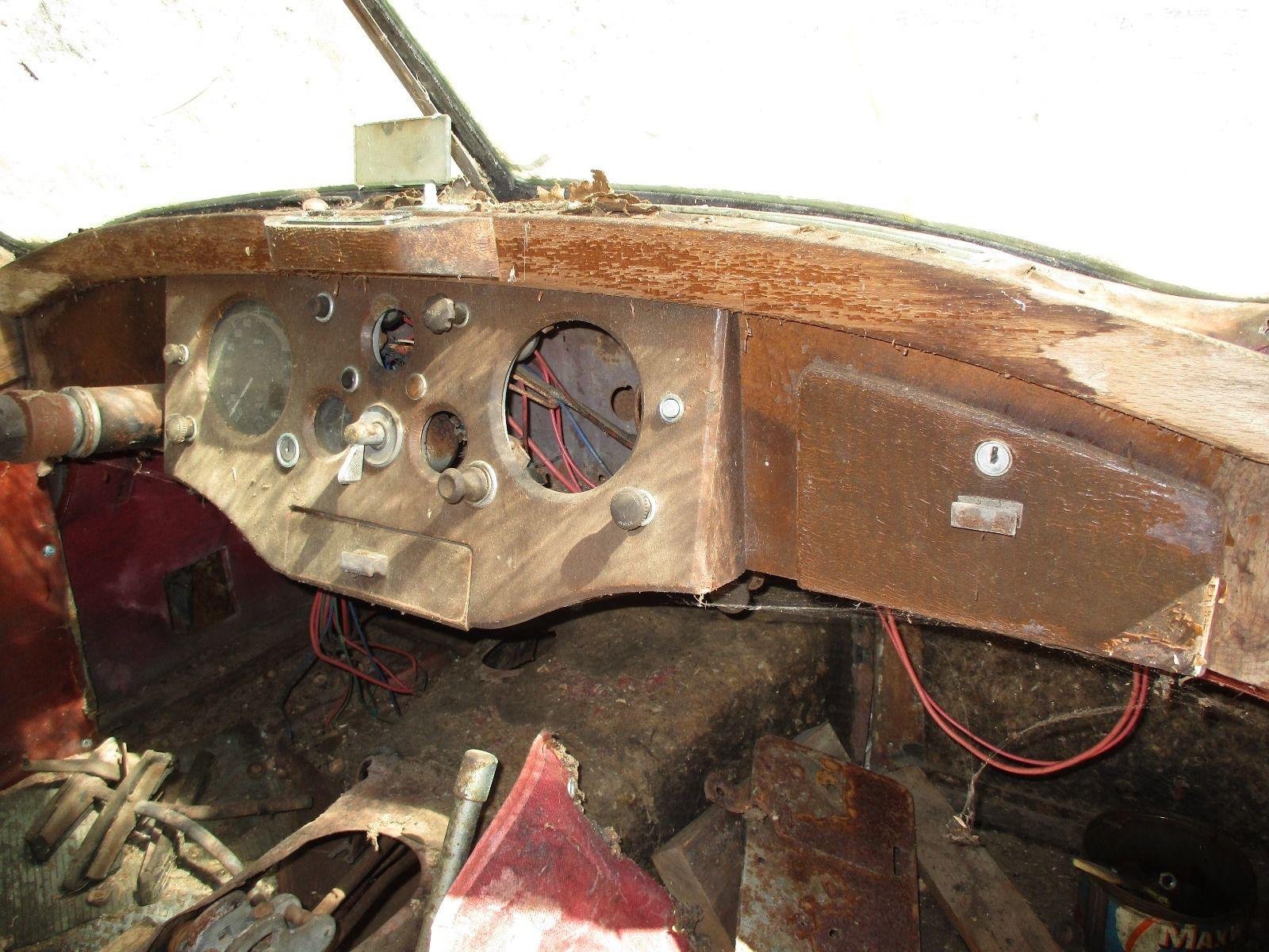 1954 Jaguar XK-11