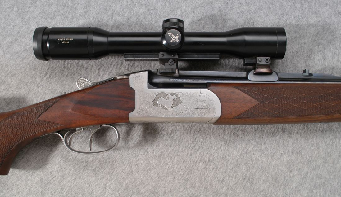 Swarovski rifle-scopes are amongst the best in the world and the 4x32mm is a good general purpose hunting scope.