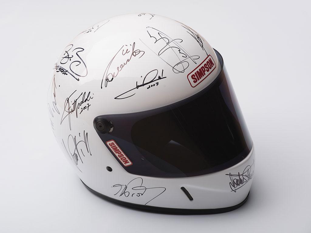 Formula 1 Champions-Signed Helmet_002