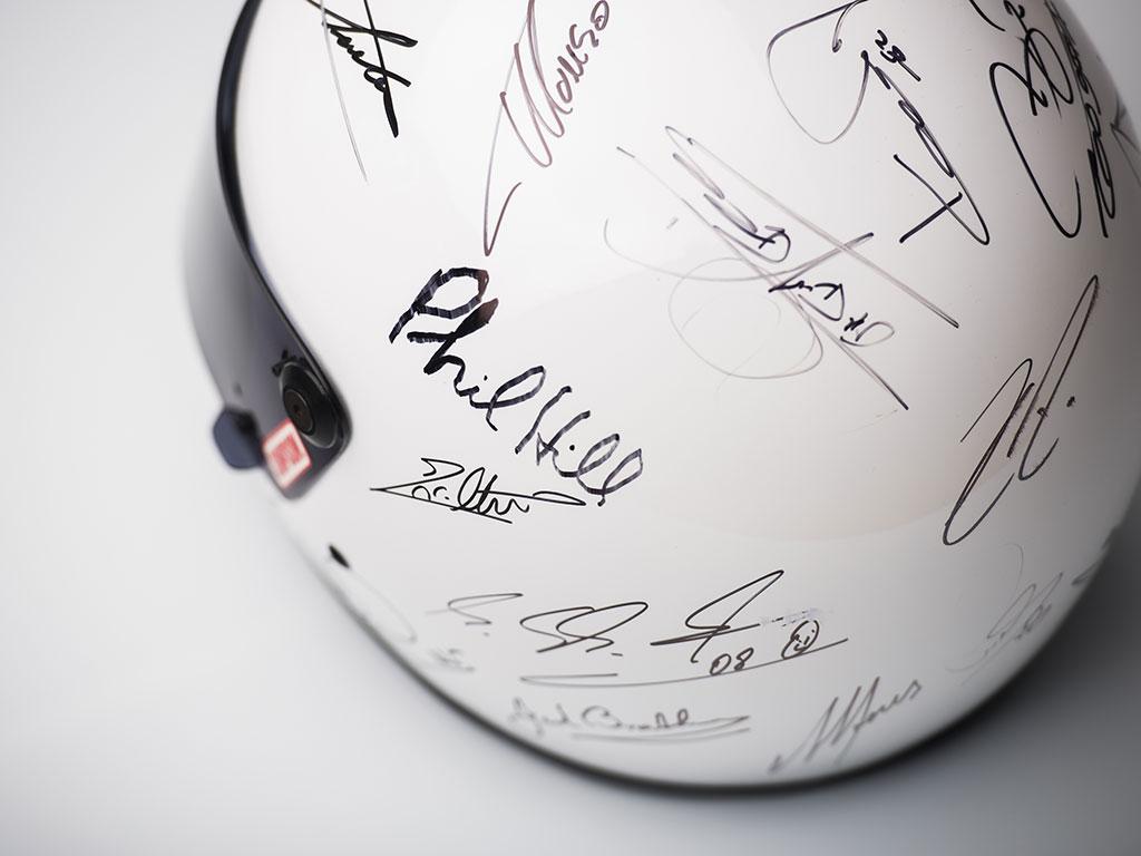 Formula 1 Champions-Signed Helmet_006