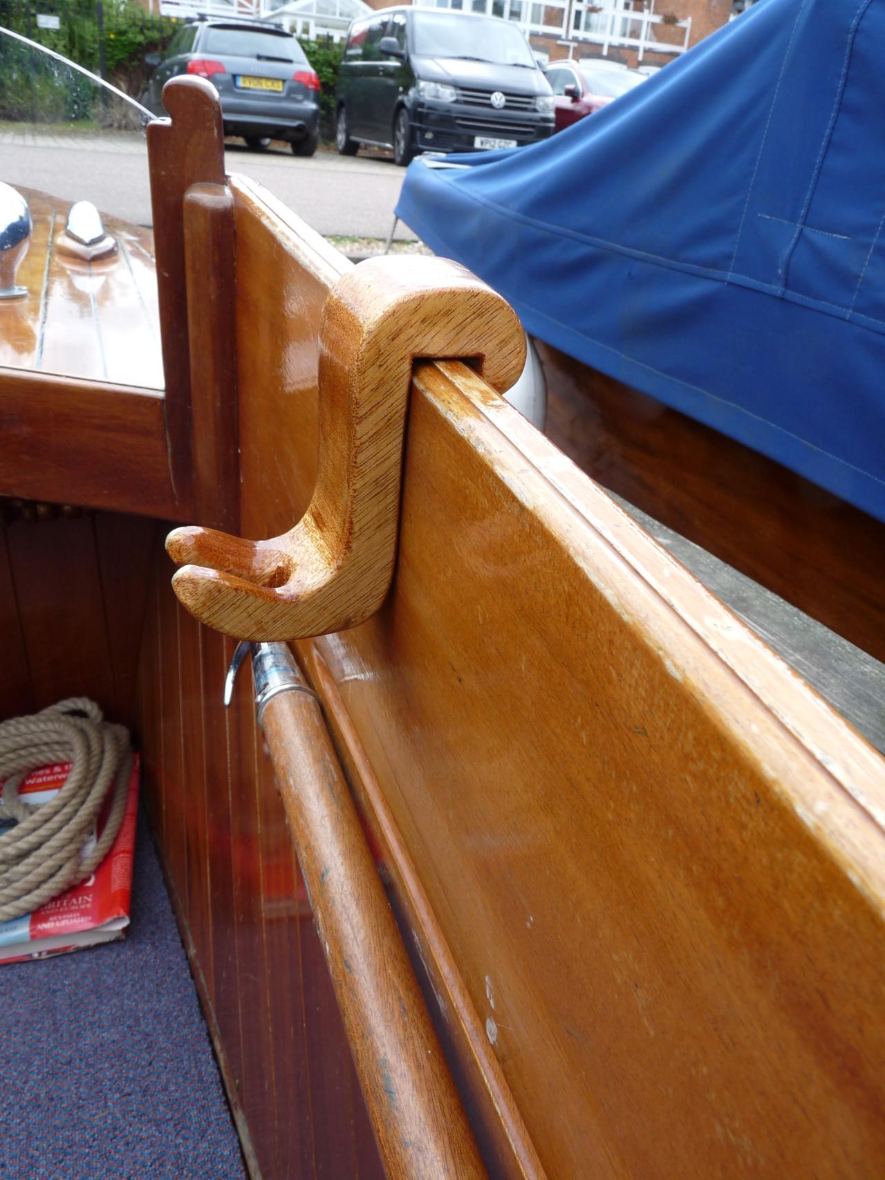 """Hobbs slipper stern launch """"Foxglove""""-5cr"""