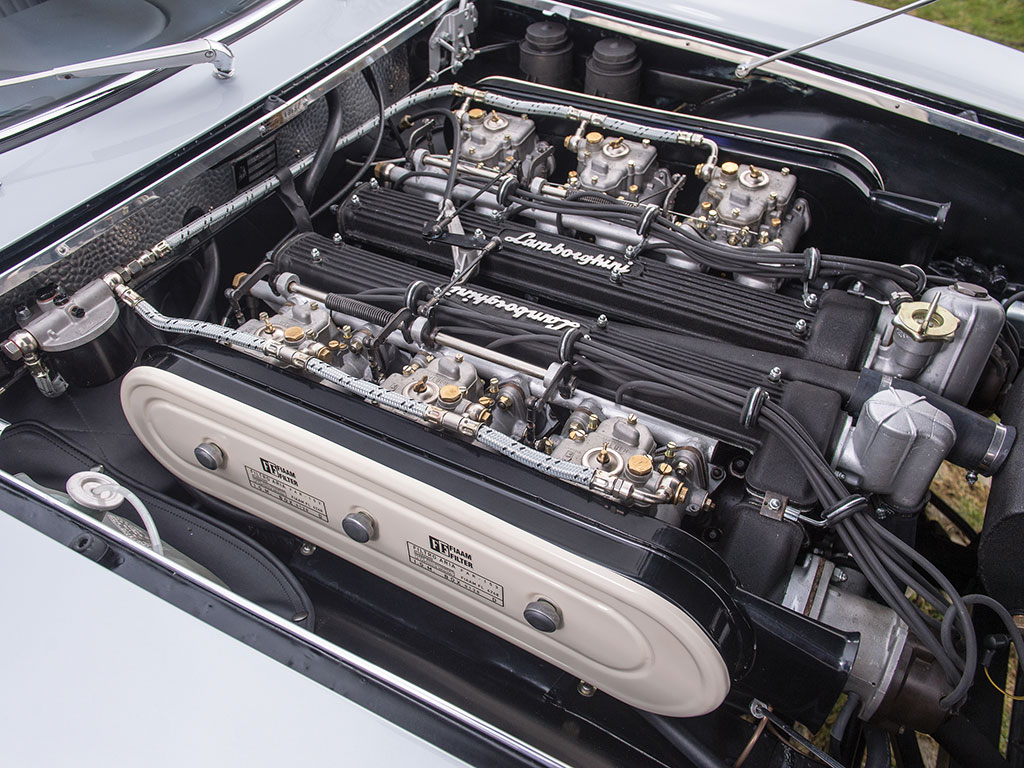 The view under the hood is purposeful, neat and jaw dropping.
