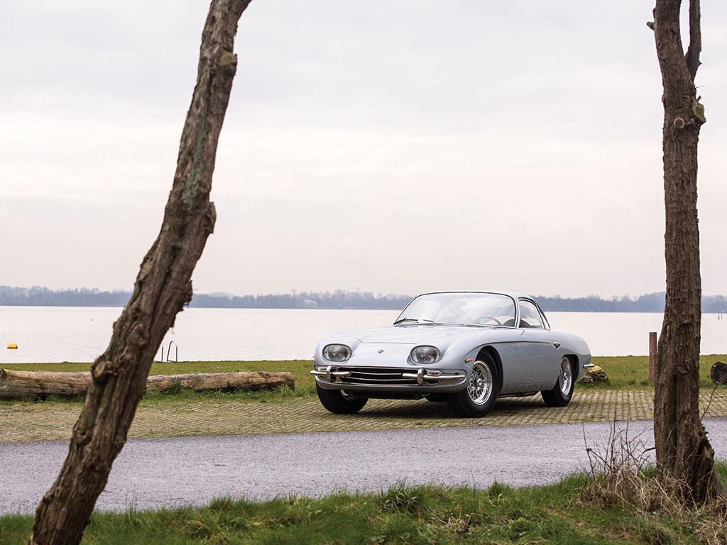 A classic Italian GT
