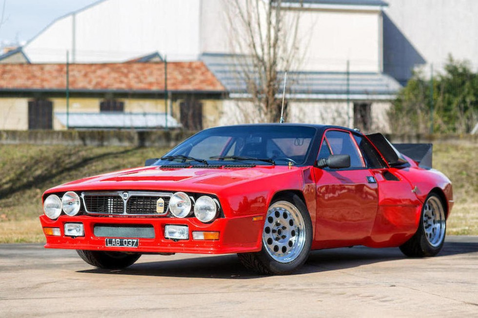 Lancia Abarth Se 037 Revivaler