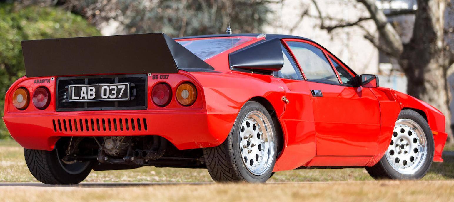 Lancia-Abarth SE 037-3