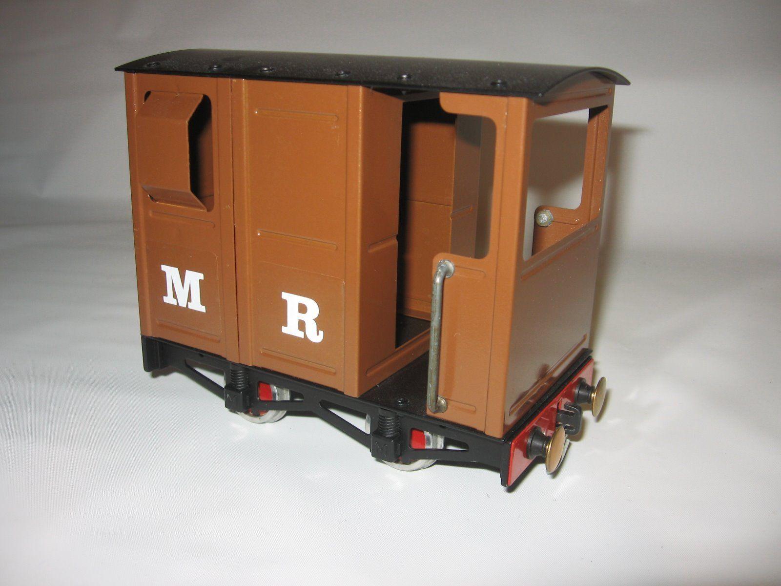 Mamod MSS Live Steam Locomotive Train Set-10