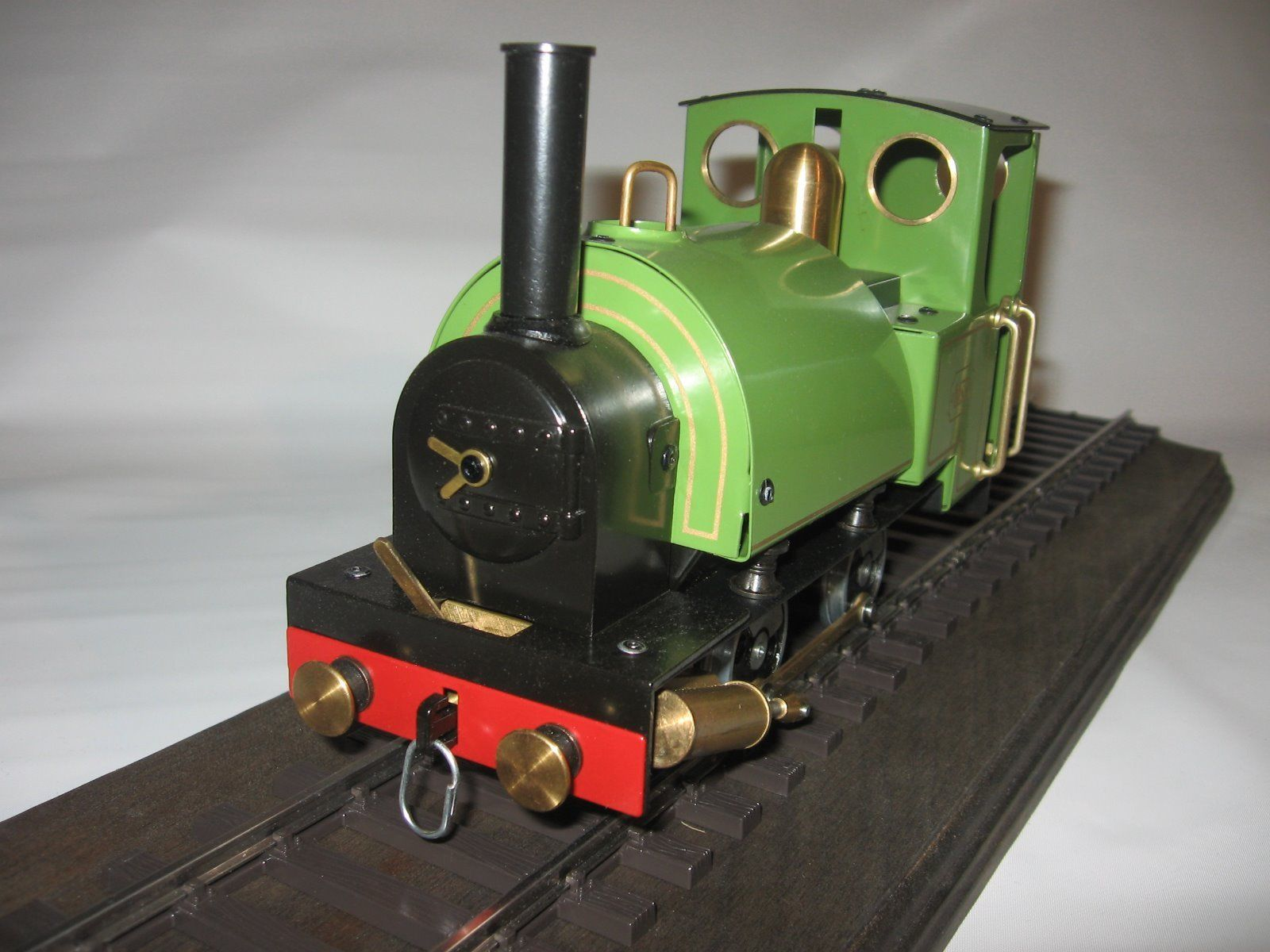 Mamod MSS Live Steam Locomotive Train Set-4