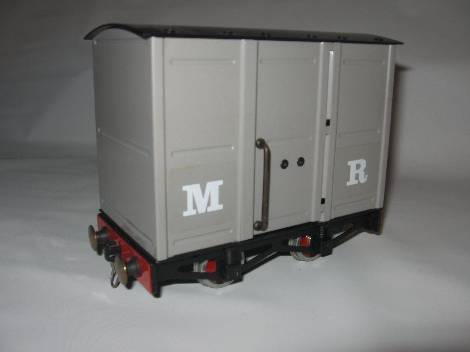 Mamod MSS Live Steam Locomotive Train Set-8